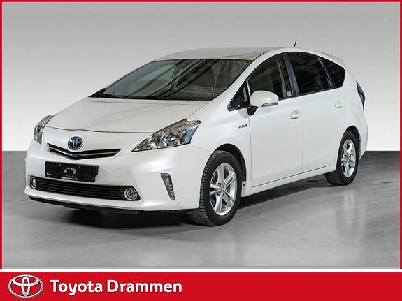 Toyota Prius+ Seven 1,8 VVT-i Hybrid Executive  2014, 72865 km, kr 259000,-