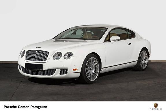 Bentley Continental GT Speed 4WD
