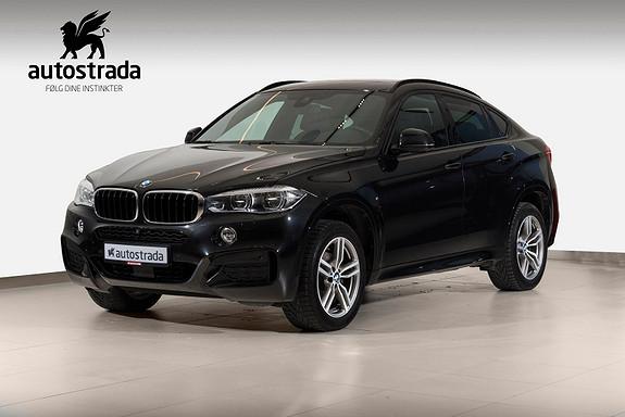 BMW X6 3,0d xDrive M-sport Fullutstyrt  2016, 39000 km