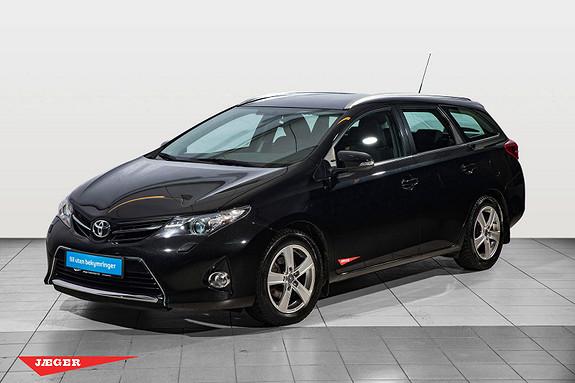 Toyota Auris Touring Sports 1,6 Active M. Hengerfeste og DAB+  2013, 80000 km, kr 169000,-