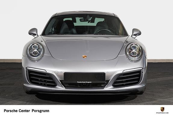 Porsche 911 Carrera 4  2017, 42000 km, kr 1399000,-