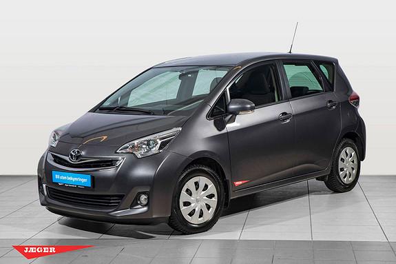 Toyota Verso-S 1,33 Dynamic  2015, 39000 km, kr 179000,-