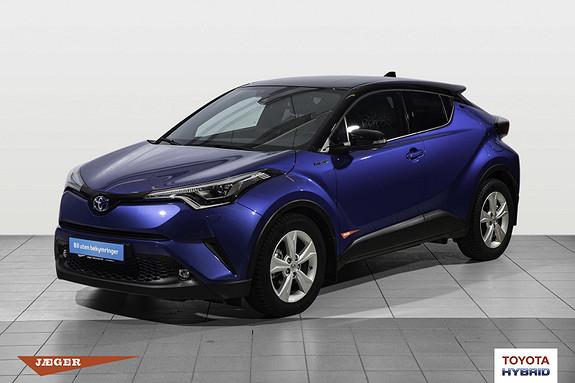 Toyota C-HR 1,8 WT-i Hybrid Dynamic Tech M. Automat og DAB+  2017, 3100 km, kr 339000,-