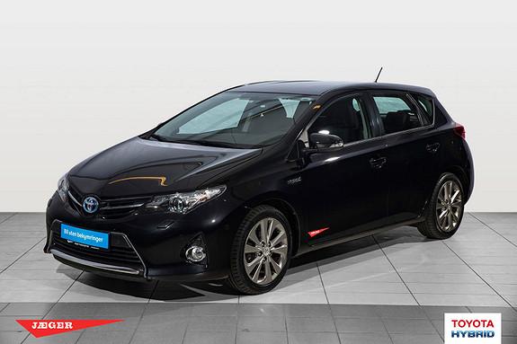 Toyota Auris 1,8 Hybrid E-CVT Active+  2013, 59800 km, kr 209000,-