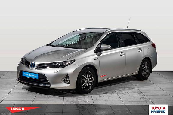 Toyota Auris Touring Sports 1,8 Hybrid Active+ Stasjonsvogn  2015, 26900 km, kr 219000,-
