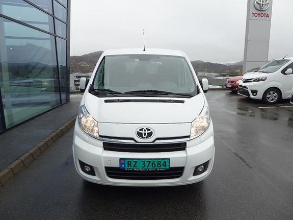 Toyota Proace 2,0 128hk L1H1 Sidehengslet bakluke  2014, 23900 km, kr 169000,-