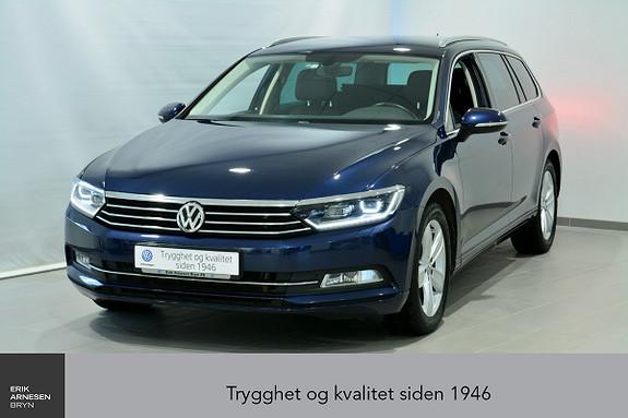 Volkswagen Passat 1,6 TDI 120hk Businessline DSG  2016, 33800 km, kr 319000,-