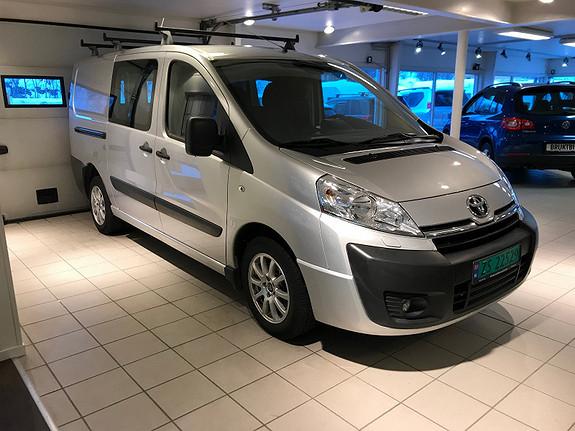 Toyota Proace 2,0 128hk L2H1 Lang  2014, 56300 km, kr 149000,-