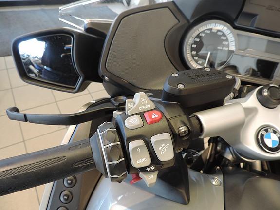 Bilbilde: BMW R1200RT
