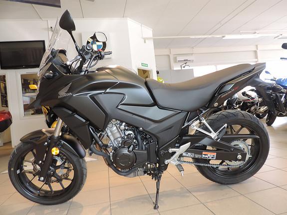 Bilbilde: Honda CB500X A2