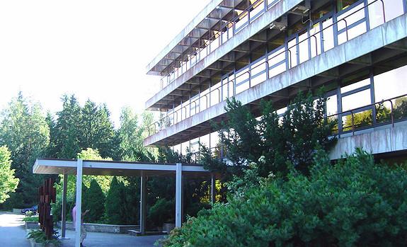 Kontorlokaler på Mastemyr ved Oslo grensen