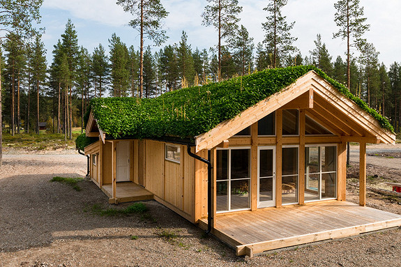 Hyttedrømmen i unike Villroa hytteområde!