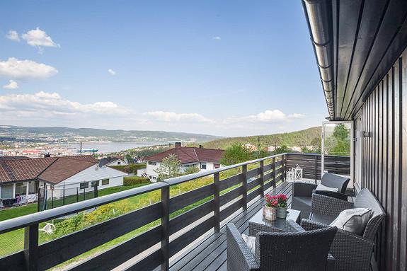 4-roms rekkehus - Drammen - 3 400 000,- Nordvik & Partners