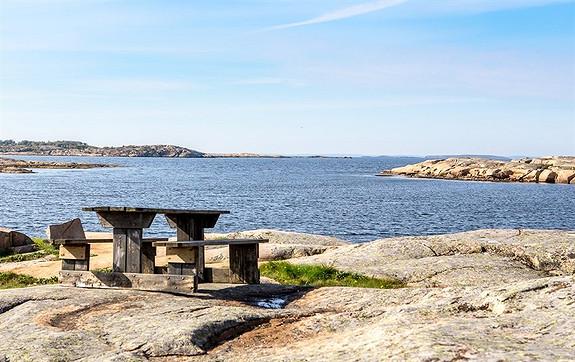 Landlig drøm nær vannet - Møklegård/Dypeklo, Onsøy