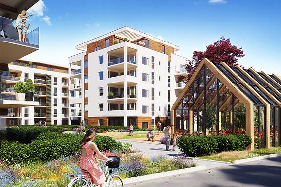 Kongsgård Park - trinn 1 - Parkbygget - 17 solfylte leiligheter! Visning mandag kl.17-18