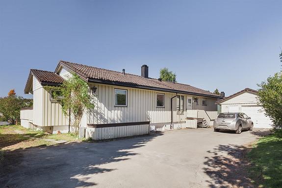 Enebolig - Trondheim - 6 990 000,- Olden & Partners