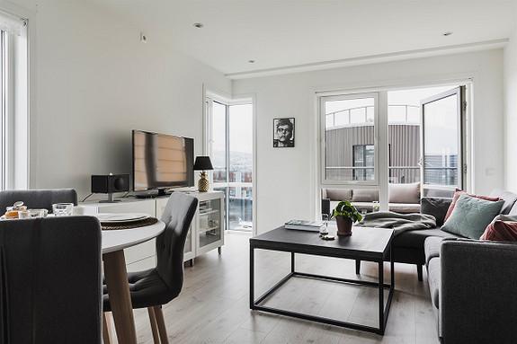 3-roms leilighet - Trondheim - 2 570 000,- Olden & Partners