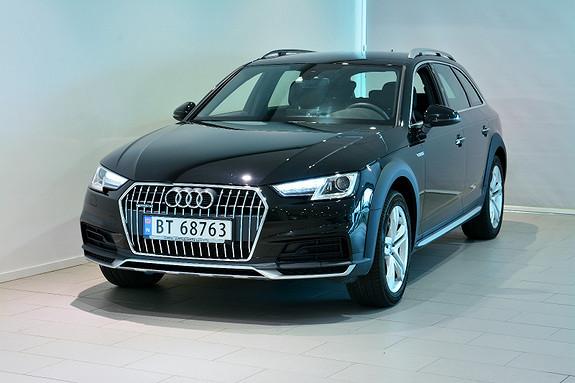Audi A4 allroad 2.0 TDI quattro S-tronic  2017, 14900 km