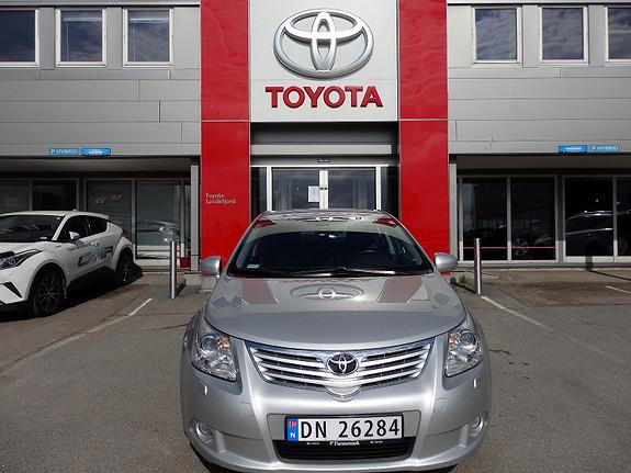 Toyota Avensis 2.2D-CAT PREMIUM HDD Multi  2009, 95000 km, kr 179000,-