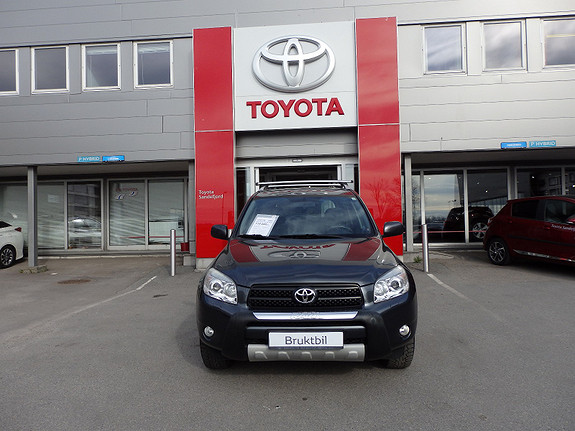 Toyota RAV4 2,2.D-4D Manuell Sport  2007, 149300 km, kr 119000,-