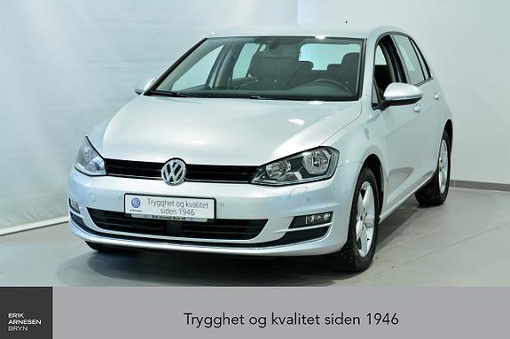Volkswagen Golf 1,6 TDI 110hk Highline DSG  2015, 40800 km, kr 199000,-