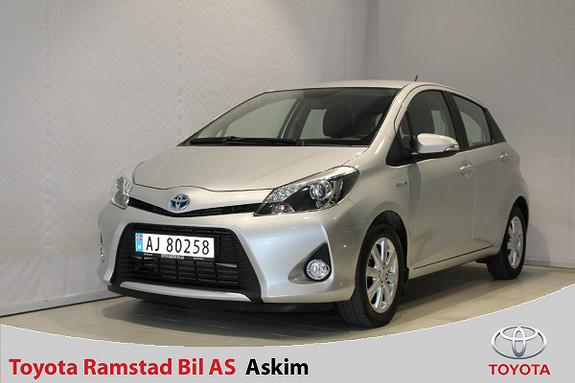 Toyota Yaris 1,5 Hybrid Active e-CVT  2014, 53500 km, kr 149000,-