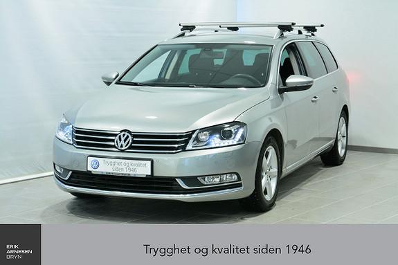 Volkswagen Passat 1,6 TDI 105hk BMT Business Edition DSG  2015, 62500 km, kr 205000,-
