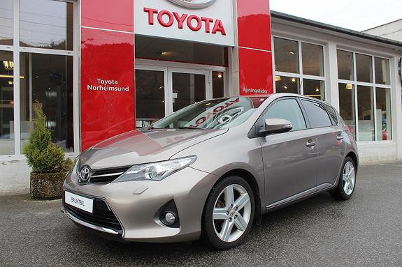 Toyota Auris 1.4 D-4D Style  2013, 149700 km, kr 114900,-