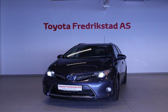Toyota Auris Touring Sports 1,8 Hybrid Active+  2014, 106530 km, kr 169000,-