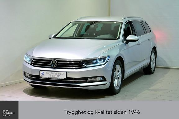 Volkswagen Passat 2,0 TDI 150hk Highline DSG  2015, 57830 km, kr 315000,-