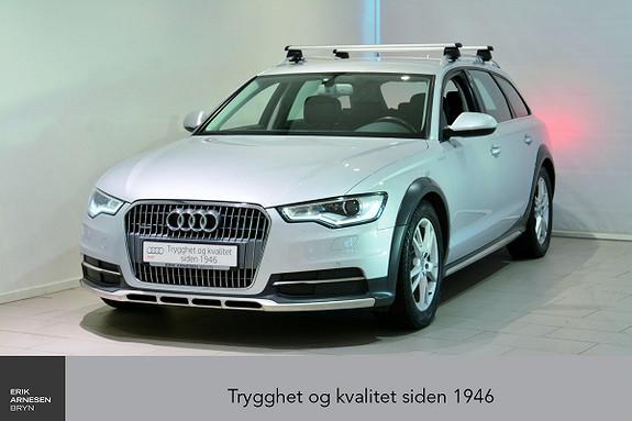 Audi A6 allroad quattro 3.0 TDI 204hk S tronic  2014, 76800 km, kr 449000,-