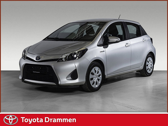 Toyota Yaris 1,5 Hybrid Active e-CVT  2014, 53950 km, kr 149000,-