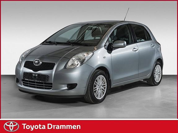 Toyota Yaris 1,0 Sol  2007, 58160 km, kr 69000,-