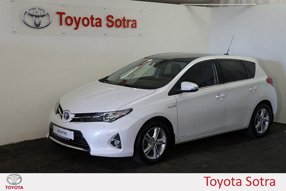 Toyota Auris 1,8 Hybrid E-CVT Executive Norsk  2013, 70823 km, kr 179000,-