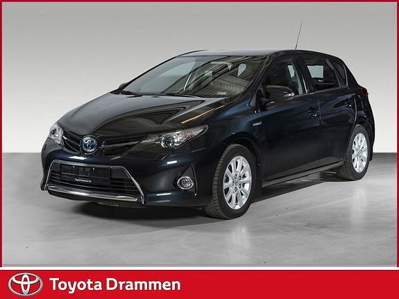 Toyota Auris 1,8 Hybrid E-CVT Active  2014, 44820 km, kr 189000,-