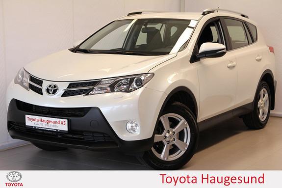 Toyota RAV4 2,0 4WD Multidrive S Sense MEGET PEN - TECTYL  2014, 42176 km, kr 299000,-