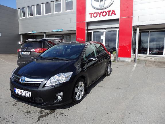 Toyota Auris 1.8 PREMIUM HYBRID 7-seter  2011, 109000 km, kr 129000,-