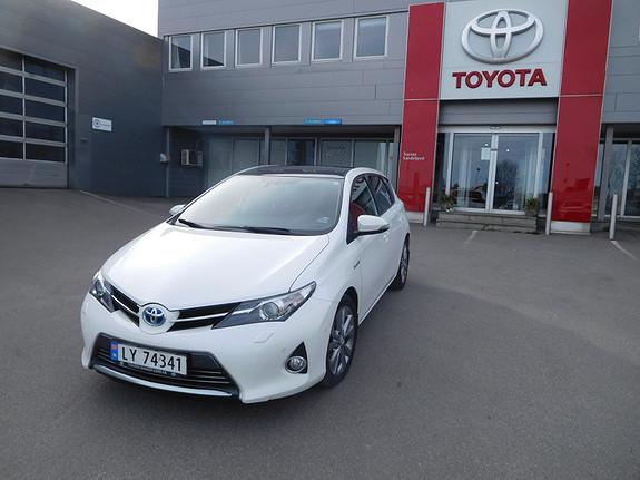 Toyota Auris 1.8VVT-i Executive  2013, 119500 km, kr 149000,-