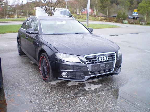 Audi A4  2010, 231400 km, kr 96719,-