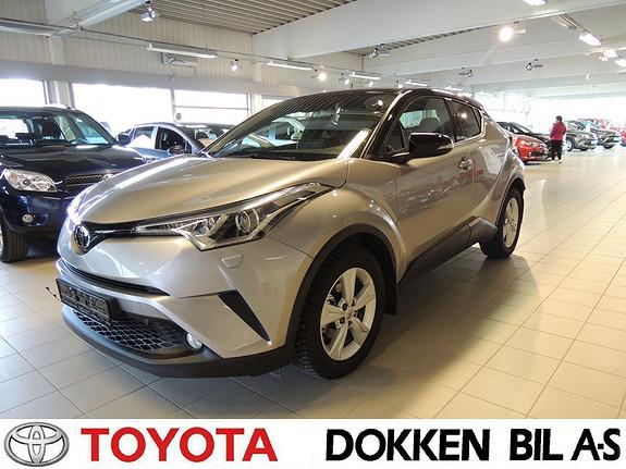 Toyota C-HR 1,2T Dynamic 4WD aut  2017, 10572 km, kr 359000,-