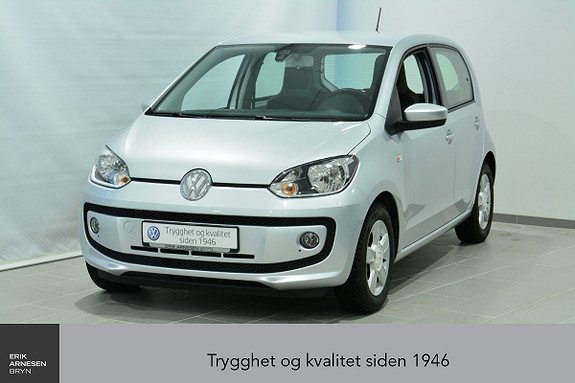 Volkswagen up! 1,0 60hk BMT High up!  2016, 44600 km, kr 99000,-