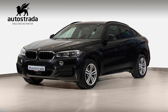 BMW X6 258hk xDrive M-sport Fullutstyrt