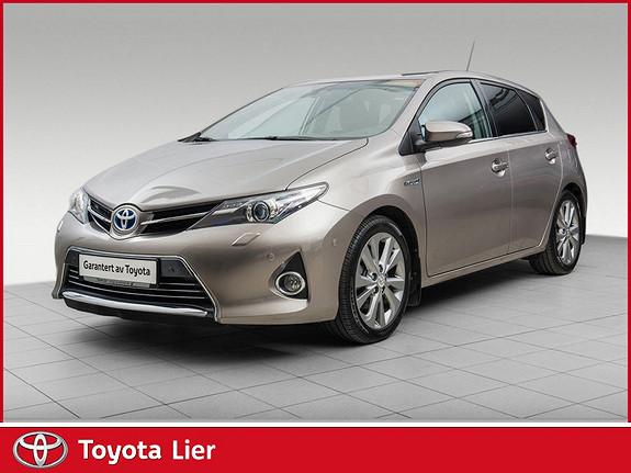 Toyota Auris 1,8 Hybrid Executive HSD  2013, 98000 km, kr 169000,-