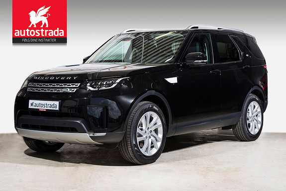 Land Rover Discovery 2.0  240hk HSE