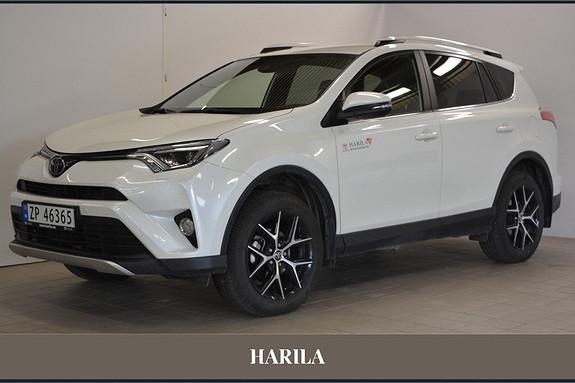 Toyota RAV4 2,0 AWD Active Style aut  2016, 46500 km, kr 389000,-