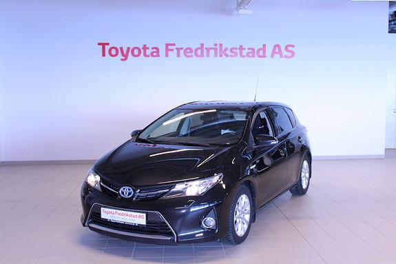Toyota Auris 1,8 Hybrid E-CVT Active+  2015, 51300 km, kr 199000,-