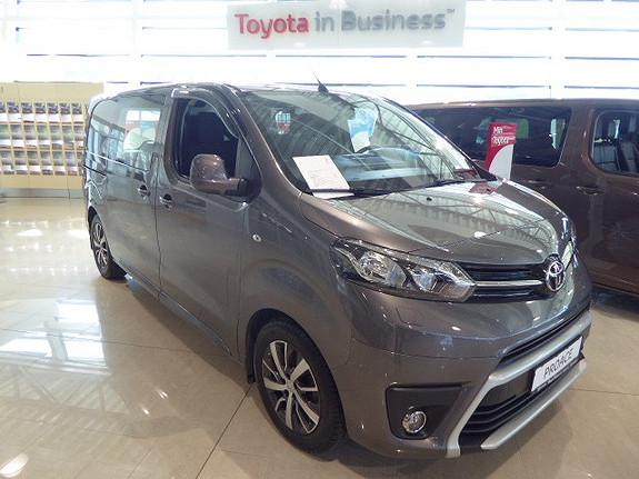 Toyota Proace 1,6 D 115 Comfort Medium L1H1  2017, 25800 km, kr 279000,-