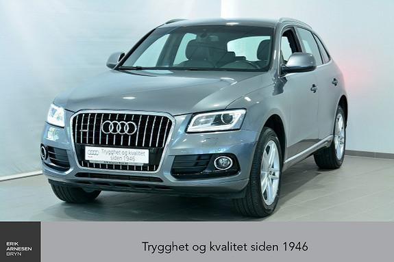 Audi Q5 2,0 TDI 163 hk quattro S tronic LTD  2013, 129990 km, kr 329000,-