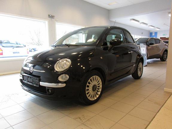 Fiat 500 1,2 Fire Pop  2009, 76846 km, kr 62500,-