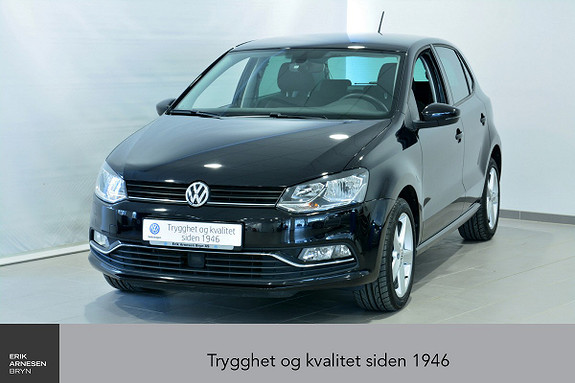 Volkswagen Polo 1,2 TSI 90hk Highline DSG  2015, 30800 km, kr 179000,-